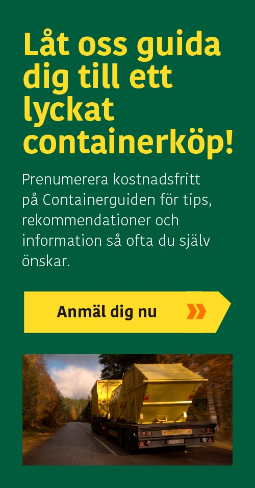 Prenumera på containerguiden