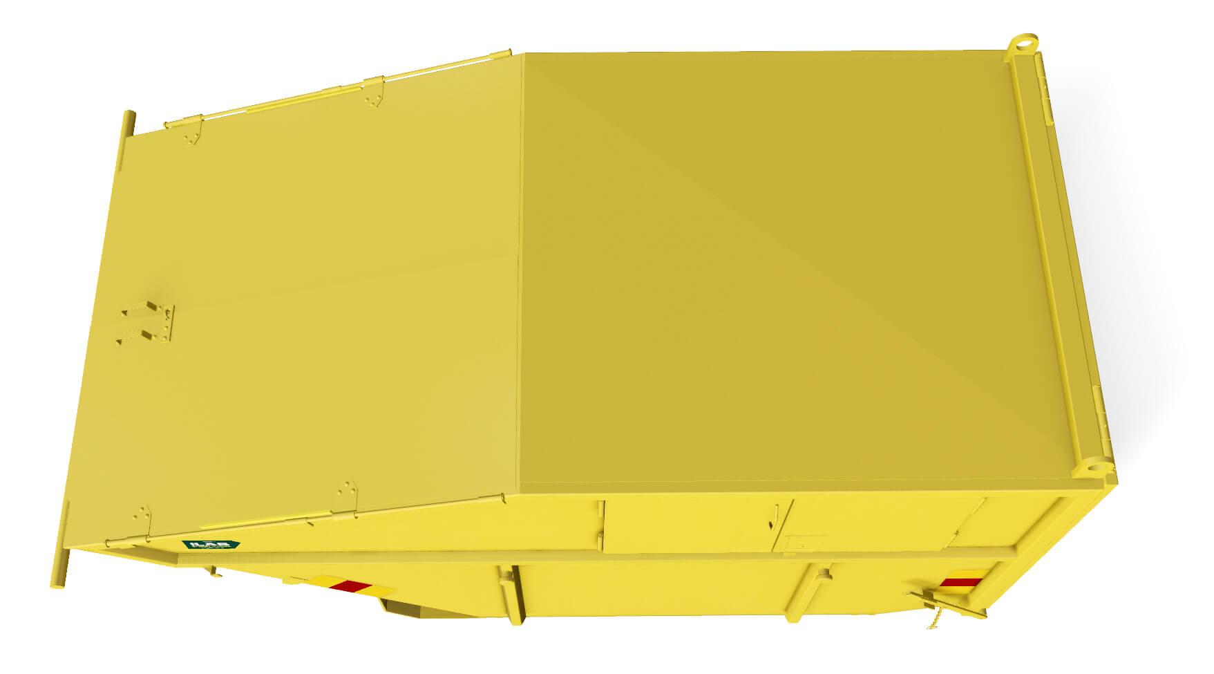 KB-TH 8 B ovan